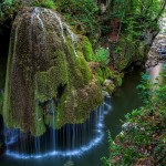 Waterfall.Romania